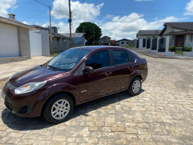 Fiesta sedan class 1.6 completo