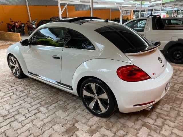 VW Fusca 2.0 TSi Turbo Manual 2013 + Teto, cheio de upgrades, 390 hp Rocket! - Foto 14