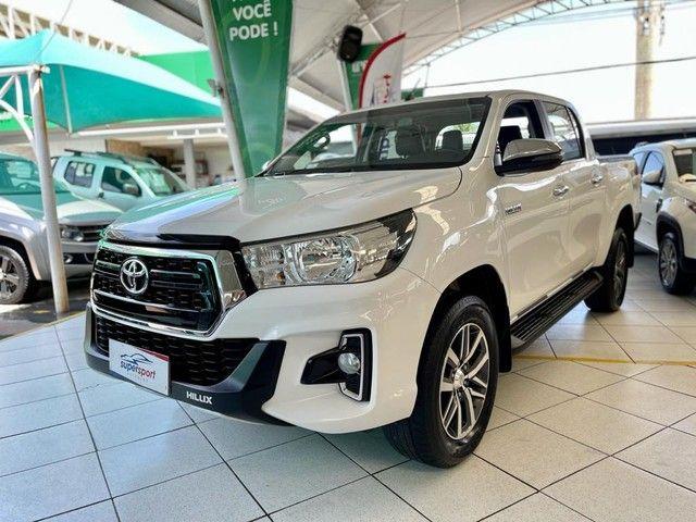 Toyota Hilux SRV 2020 4X4 Diesel - Foto 4