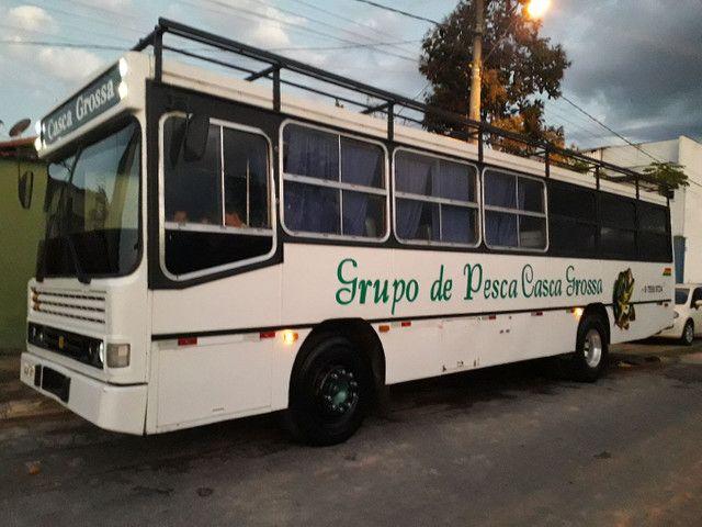Ônibus de pesca para alugar  - Foto 2
