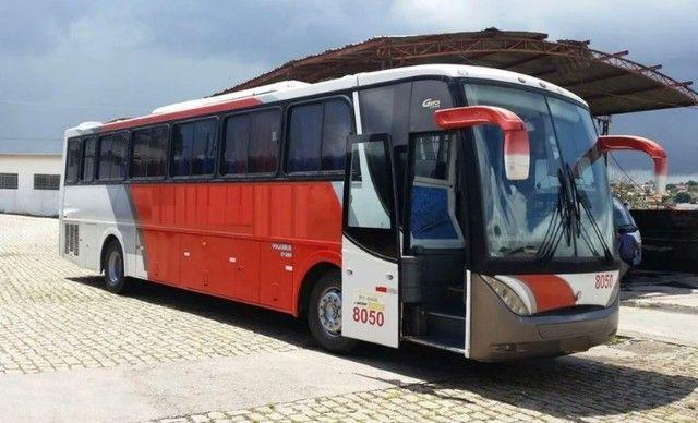 Ônibus novo Volkswagen 17-260 caio giro 2005 - Foto 5