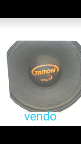 Vendo médios (Alto falantes) triton