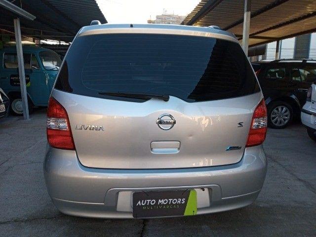 Nissan Livina 1.8 S 16V 2013 Automática - Carro Top - Foto 4