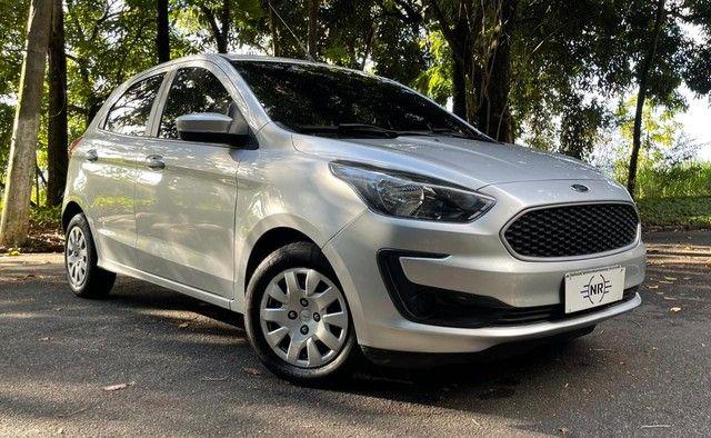 Ford Ka SE 1.0 Flex MT 2020 - Foto 3