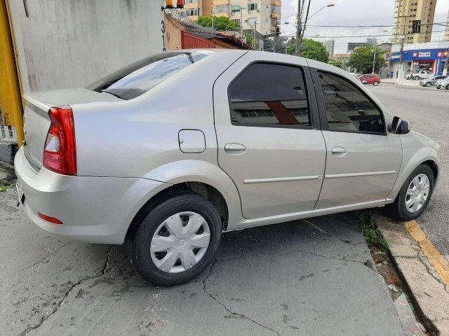 Renault/ Logan Expres. 1.0 16V Flex 2012/2013 Completo - Foto 4