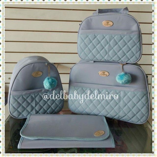 Kit Bolsa Maternidade Promoção  - Foto 4