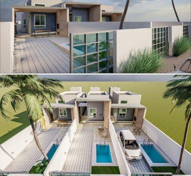 Casa na Praia dce Carapibus- Conde 2 quartos sendo 1 Suite, Em Construção!!! - Foto 2