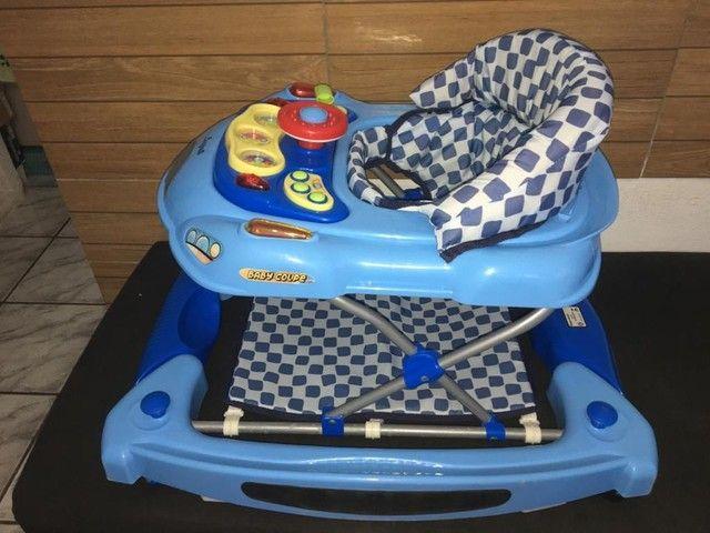 Andador baby coupé burigotto - Foto 4