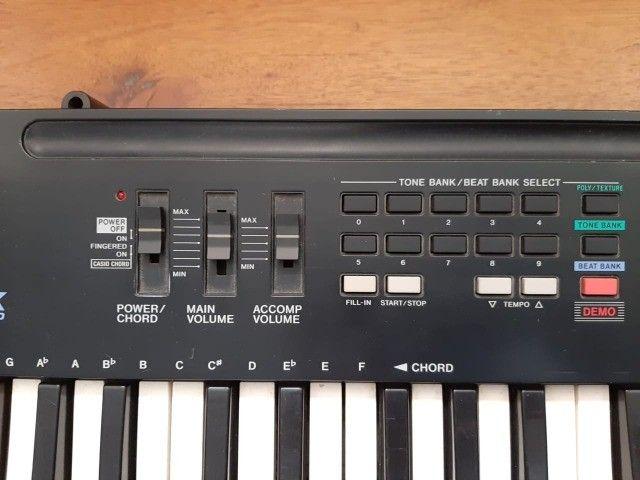 Teclado Casio Ca 100 Tone Bank  - Foto 3