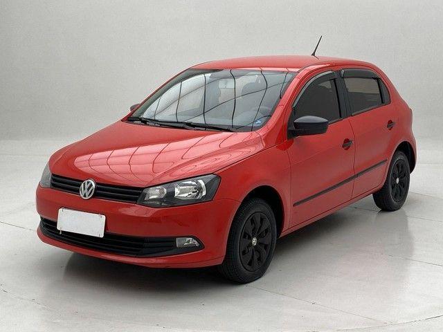 Volkswagen GOL Gol Trendline 1.0 T.Flex 8V 5p - Foto 3