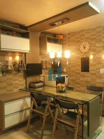 Apartamento com 3 dormitórios à venda, 93 m² por R$ 450.000 - Jardim Oceania - João Pessoa - Foto 13