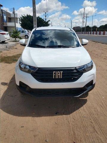 Nova Fiat Strada Cabine Dupla 2021/2021 1.4 - Foto 6