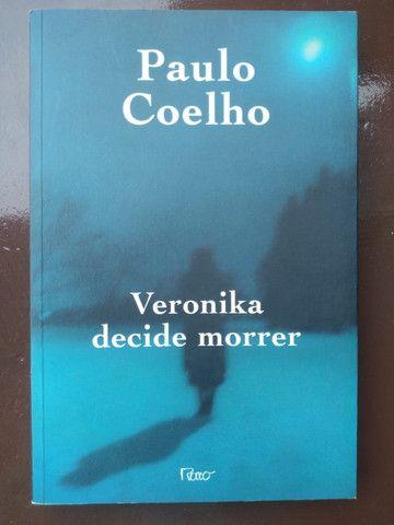 Livro Veronika Decide Morrer