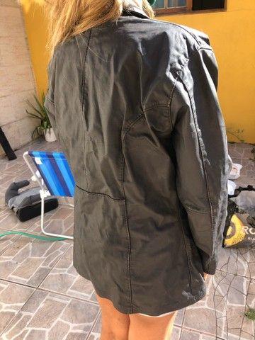 jaqueta feminina couro legítimo  - Foto 4