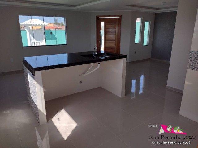 Lindíssima Casa, 3 dormitórios e Terreno Grande em Itaipuaçú! - Foto 11