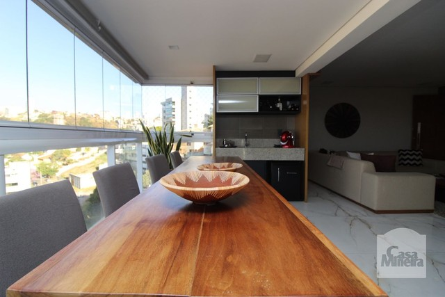 Apartamento à venda com 4 dormitórios em Santa lúcia, Belo horizonte cod:337032 - Foto 8