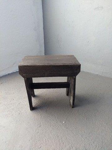 Banco madeira 50.00 - Foto 3