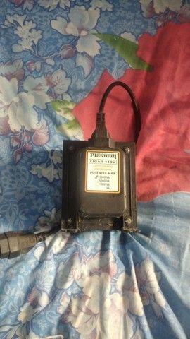 Transformador de energia do 110v para 220v - Foto 2