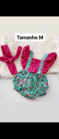 Moda bebê/ infantil mini diva - Foto 4