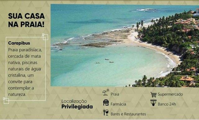 Casa na Praia dce Carapibus- Conde 2 quartos sendo 1 Suite, Em Construção!!! - Foto 5