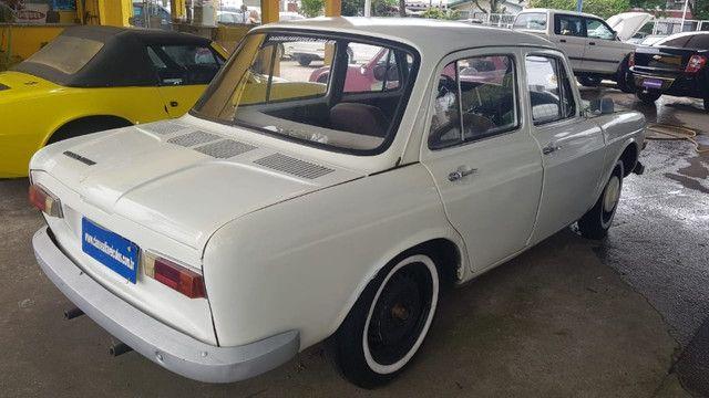 VW Fusca Zê do Caixão 1969, motor 1600; Carro de fácil restauração. - Foto 8