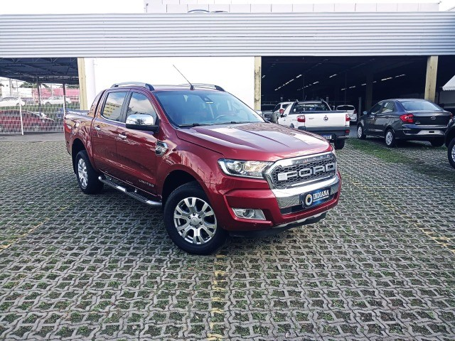 Ranger Limited 3.2 diesel 4x4 At
