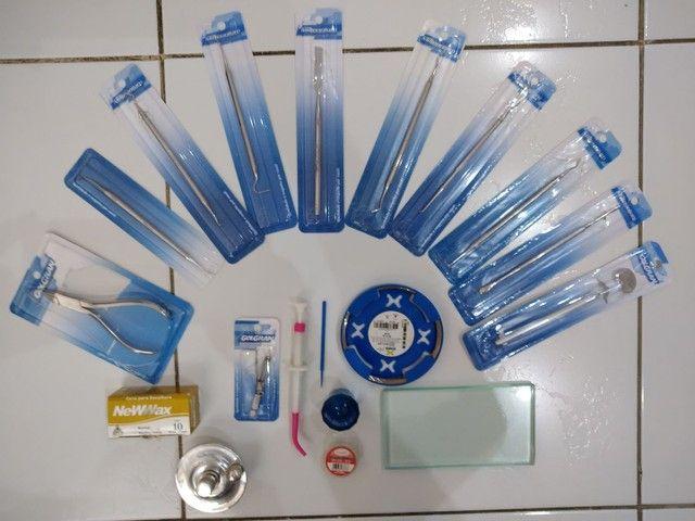Kit instrumental Odontológico  - Foto 2