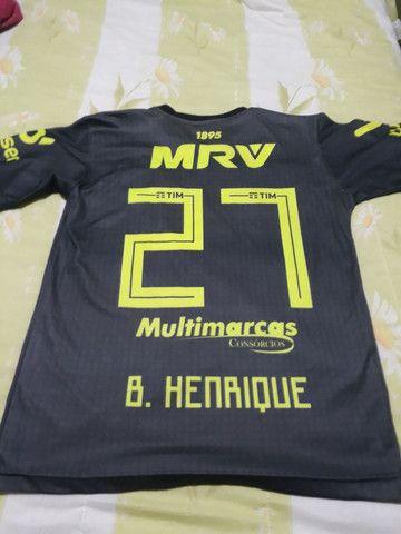 Camisa do Flamengo 18/19 - Foto 2