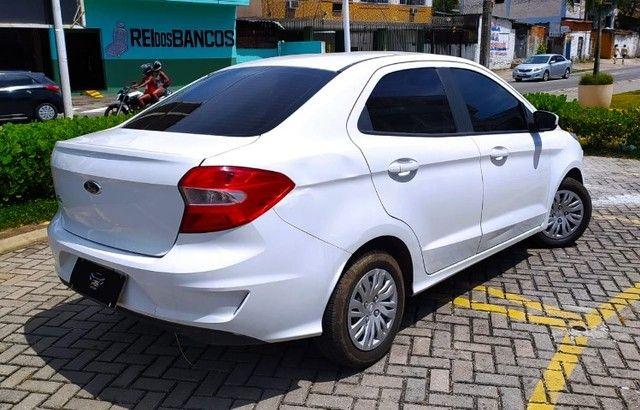 Ford Ka 2019 1.0 Sedan / Entr. +  $ 745 CDC* - Foto 6