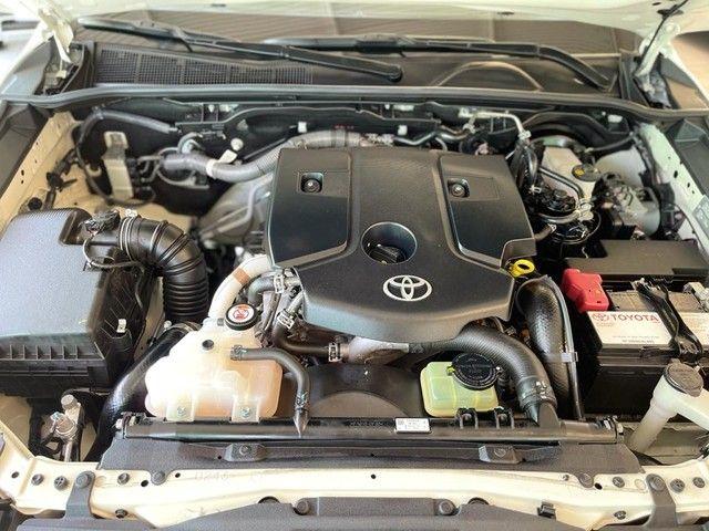 Toyota Hilux SRV 2020 4X4 Diesel - Foto 19