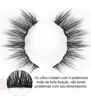 Cílios Magnéticos - Foto 4