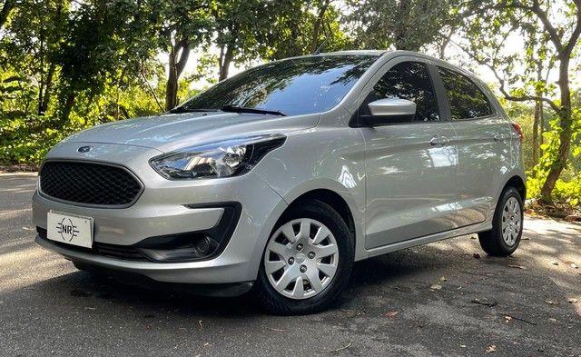Ford Ka SE 1.0 Flex MT 2020