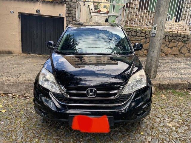 HONDA CR-V EXL AUTOMATICO