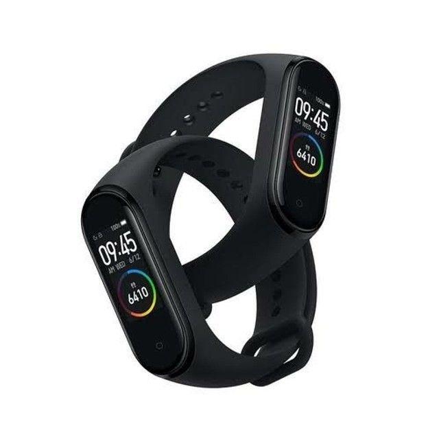 Mi Smart Band4 Relógio Inteligente Original Versão Global  - Foto 3