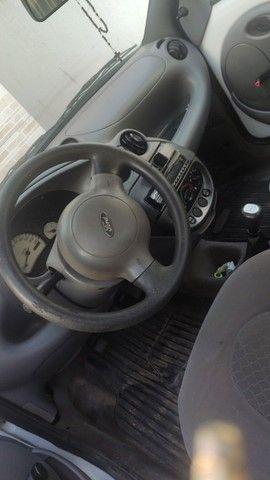 Ford Ka branco - Foto 6