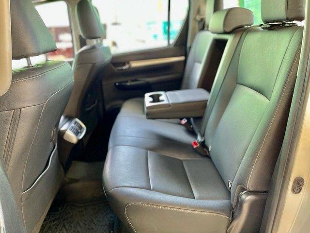 Toyota Hilux SRV 2020 4X4 Diesel - Foto 17