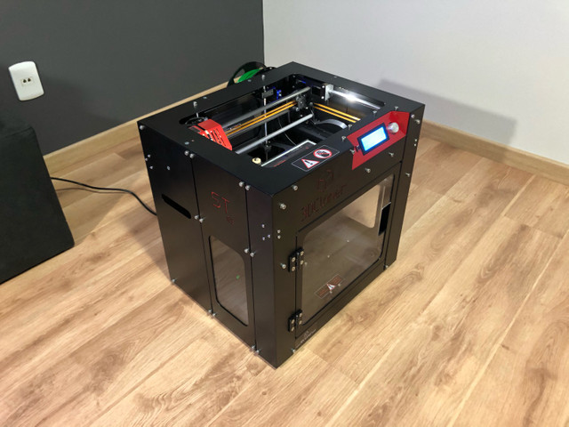 Impressora 3D Cloner ST G3 - Foto 4