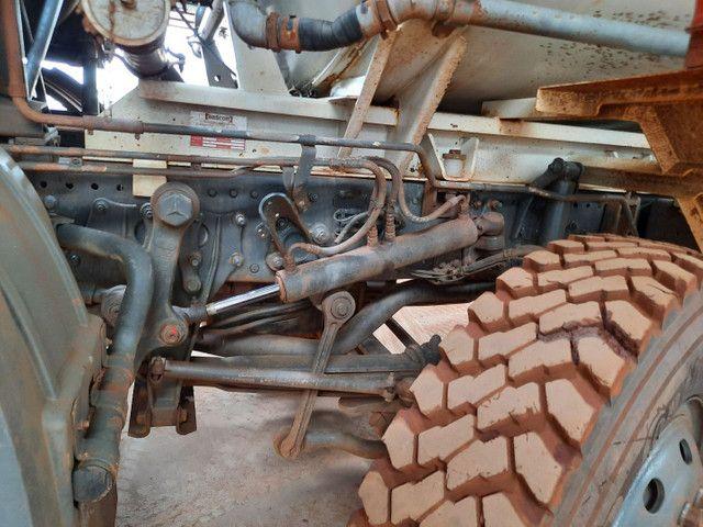Mb 4844 bitruck pipa 35 mil - Foto 9
