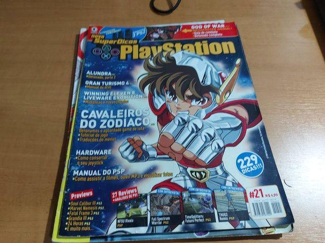 Revistas antigas de video game  - Foto 4
