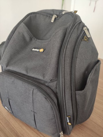 Mochila Safety 1st Back Pack (preta) - Foto 3