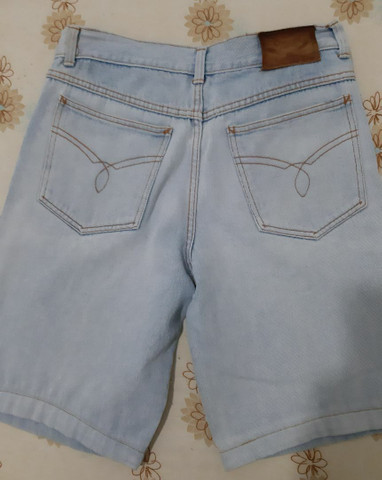 Bermuda jeans Taco tamanho 38 - Foto 2