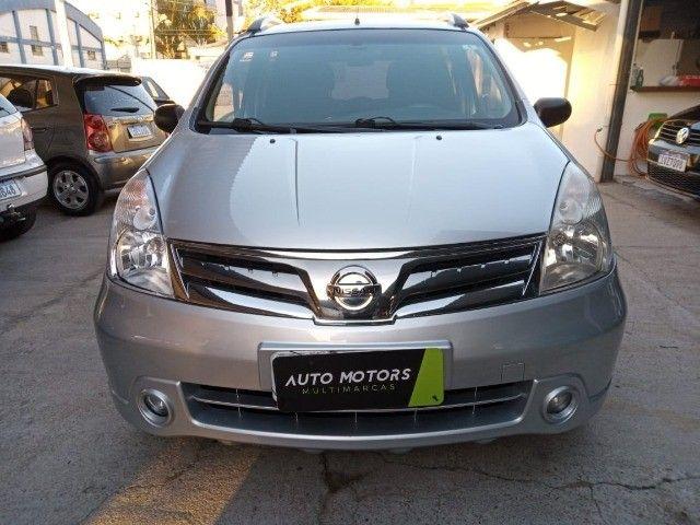 Nissan Livina 1.8 S 16V 2013 Automática - Carro Top - Foto 2