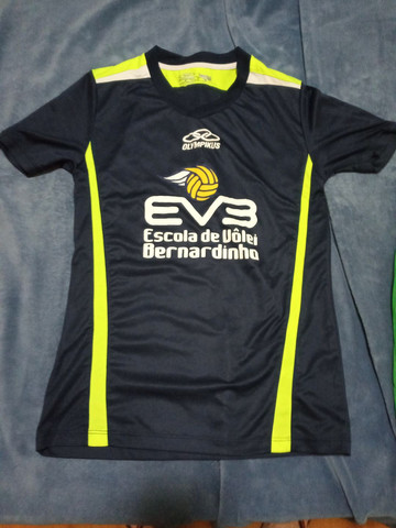 Olympikus,  pacote com 3 camisas Olympikus Bernardinho Originais Novas Dry Fit  - Foto 4