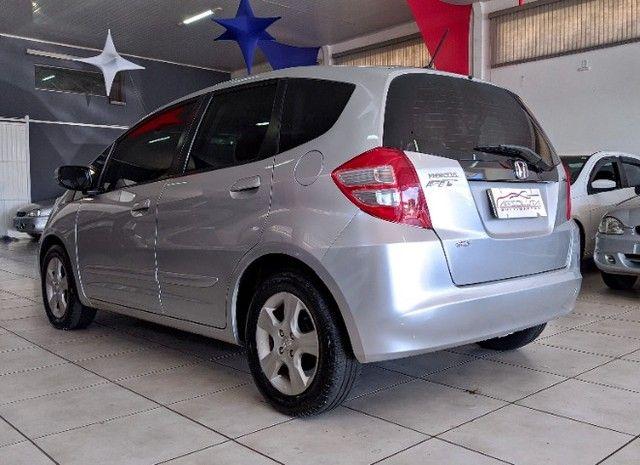 Honda FIT 1.4 Flex 2012 Automático  - Foto 7