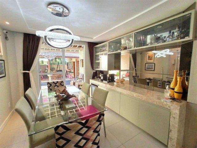 (ESN)TR65217. Casa Duplex em Condomínio no Lagoa Redonda com 200m², 3 suítes, DCE, 2 vagas - Foto 3