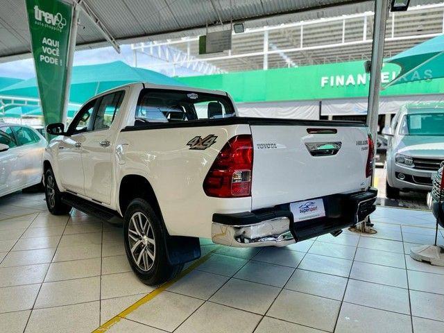Toyota Hilux SRV 2020 4X4 Diesel - Foto 5