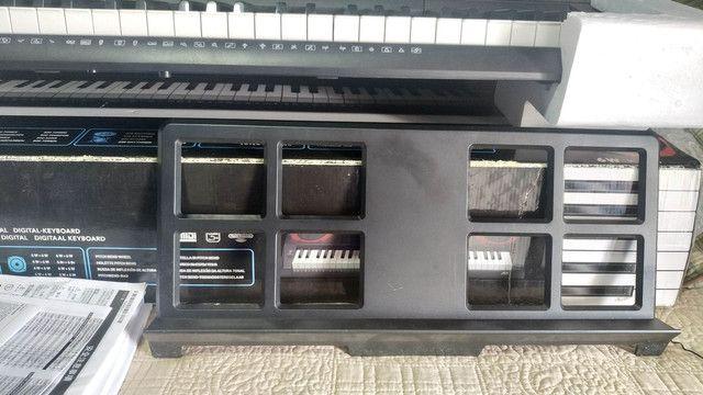 Teclado Arranjador Casio CT X3000 - Foto 5