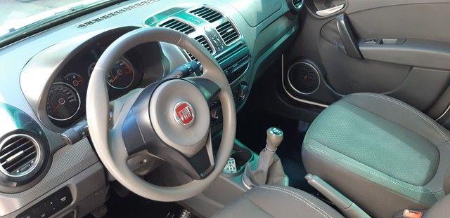 Fiat Grand Siena Attractive 1.4 Única Dona  - Foto 3