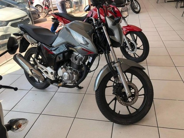 Moto Honda Fan 160 Entrada: 1.480 Financiada!!! - Foto 5