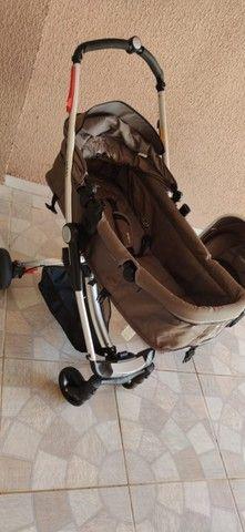 Carrinho + bebê conforto Kiddo - Foto 4